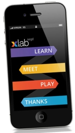 xlab on iphone
