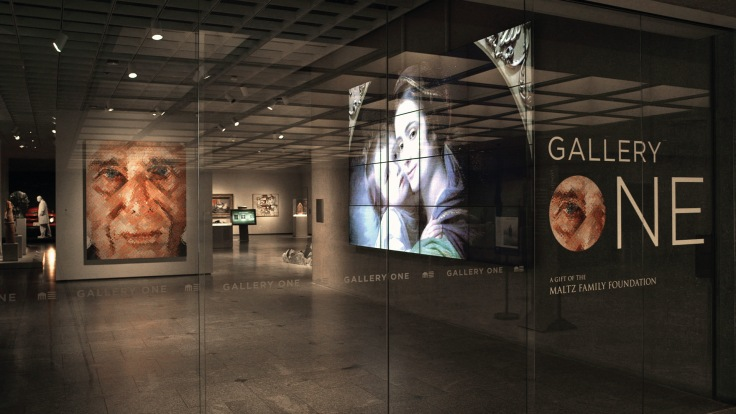 gallery one entrance